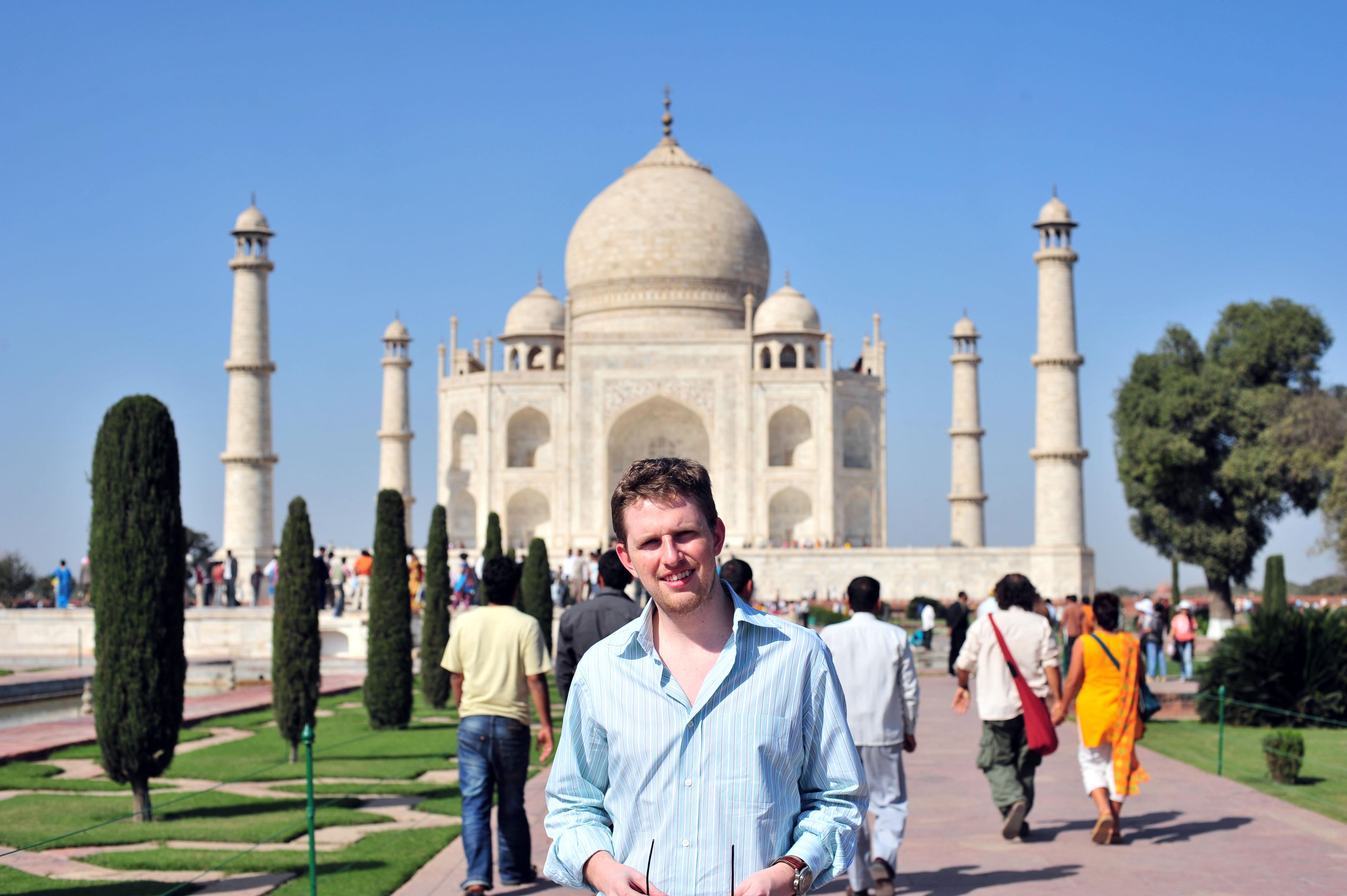Published on February 19, 2009 in Taj Mahal, Agra Full resolution ...