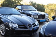 Super-nice cars with Bahamas registration